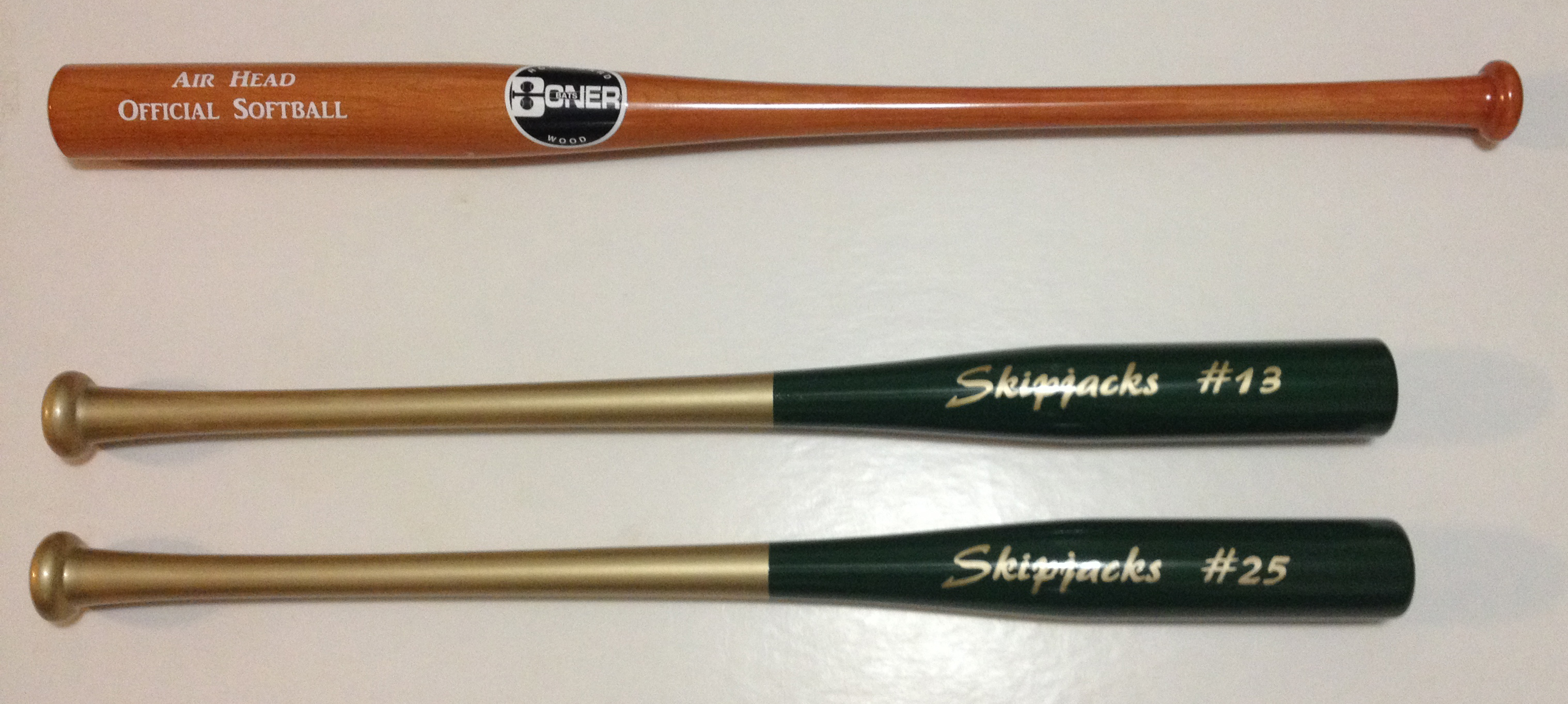 Skipjacks Custom Bats